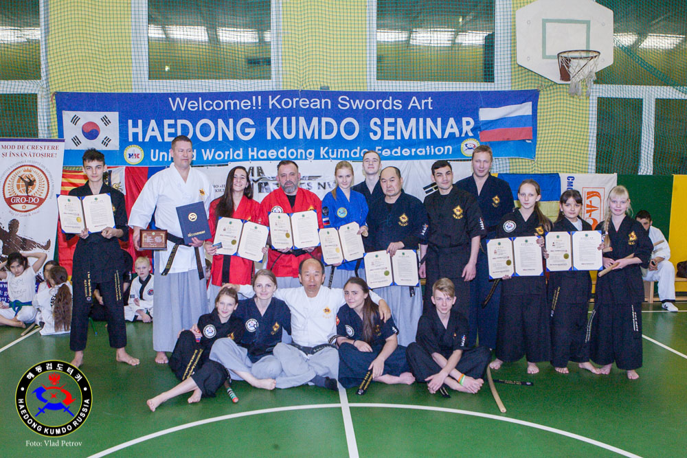 Russian Haedong Kumdo Association